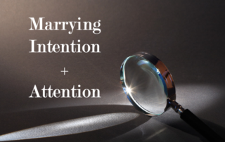 Marrying Attention and Intention